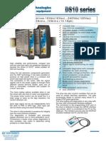 LAM DS10 Brochure
