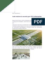 20140729 - CP - Icade réalisera la nouvelle gare TGV de Montpellier