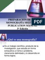 Monografia Apa