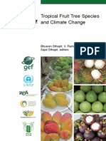 Tropical Fruit Tree Species and Climate Change