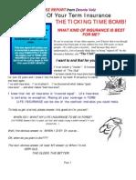 Term Insurance FREE REPORT abbr-6701000