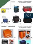 Catalogo Loncheras - Portaviandas