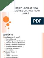 A Brief Look at Java 6,7,8 Final