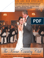keene country club for brides tab