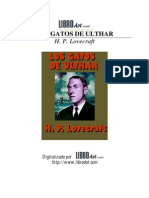 Los Gatos de Ulthar - H.P. Lovecraft
