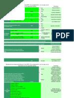 Tablas Ejemplos de IEPS