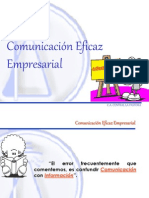 Curso de Comunicación 2003-2004