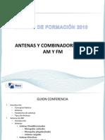 Curso de SR y Combinadores de AM y FM