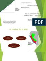 El Español en El Peru (1) Tgl