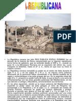 roma republicana - HP.ppt