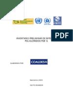 Inventario Pcbs Ecuador