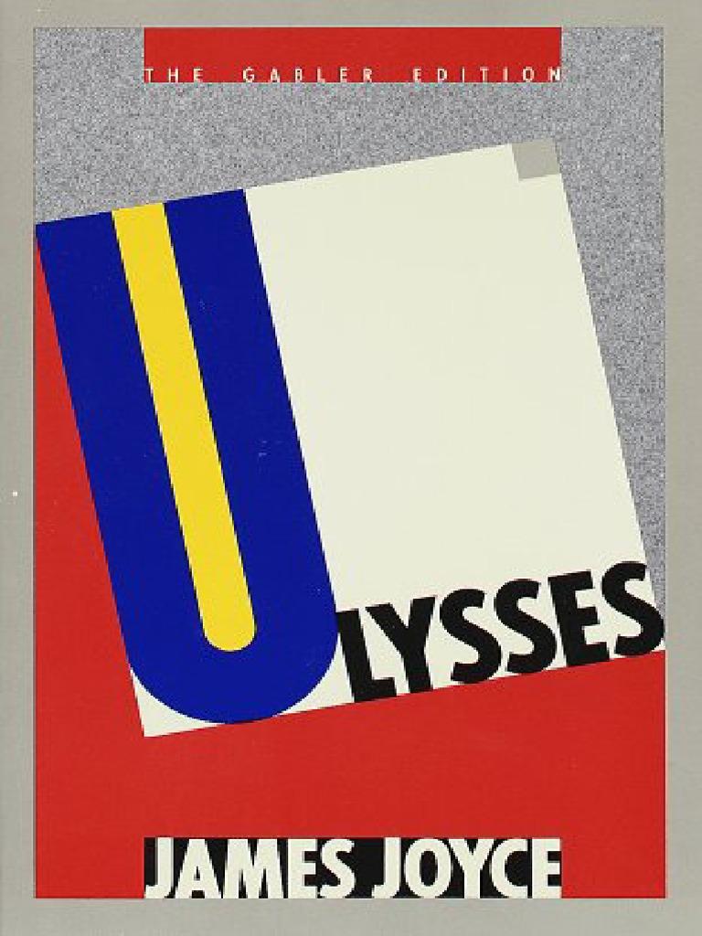 Joyce, James - Ulysses (Ed. Gabler) (Vintage, 1993)   Ulysses (Novel)    James Joyce 6148285f6c4