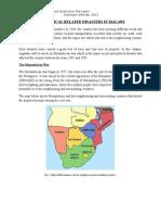 Malawi Disasters Summary (by Dumisani Siwinda)