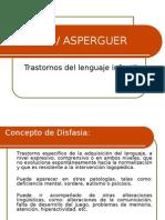 DISFASIA Y ASPERGUER