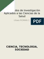 LA CIENCIAS,TECNOLGOIA, SOCIEDAD