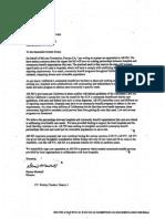 McLean Letter