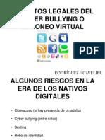 Aspectos Legales Del Cyber Bulling(1)