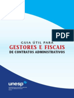Gestores e Fiscais Contratos - Guia