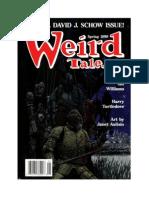 Weird Tales Vol. 51 No. 3 No. 296