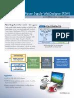 Power Supply WebDesigner