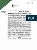 Resolución 105-2013