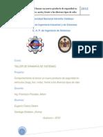 Final TDS, Eugenio-Santiago