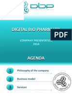 Digital Bio Pharm LTD