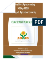 Climate Smart Agriculture in Gujarat, India