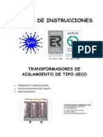 Manual Instrucciones Seco