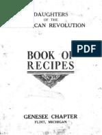 Book of Recipe