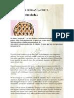 tarta de mermeladas LAS RECETAS DE BLANCA COTTA