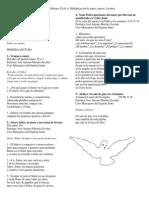 18° Domingo Ordinario Ciclo A- Multiplicación de panes y peces. Lecturas.pdf