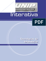 Tecnologias Da Informação 1