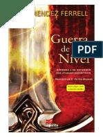 Ana Mendez Ferrell - Guerra de Alto Nível
