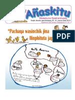 Revista infantil Añaskitu 67