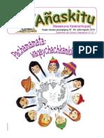 Revista infantil Añaskitu 68