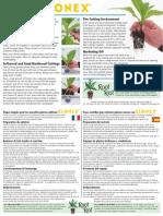 Clonex Instructions en FR ES