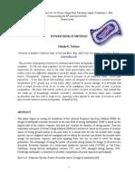 Power Design Method 2