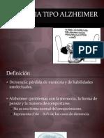 Demencia Tipo Alzheimer (1)
