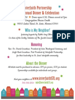 Ipf Annual Dinner Invite and Form