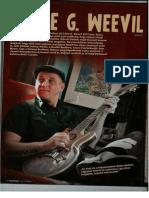 Little G Weevil Interjú XIXÉvf.187.Szám - 2011 Dec