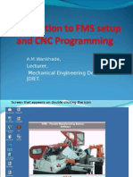 Introduction to CNC Programming