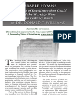 2011 Issue 1 - Durable Hymns - Counsel of Chalcedon