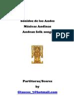 Sonidos de Los Andes Partituras 2
