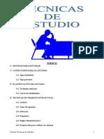 Tutoria Libro de Las Tecnicas de Estudio
