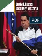 Libro Unidad Lucha Batalla y Victoria