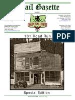 Trail Gazette - Fall 2014 Road Run Edition
