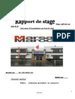 La Division Commerciale Maissa(1)