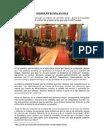 Crearán Afp Estatal en Chile