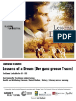 Lessons of Dream